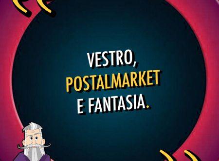 Vestro, Postal Market e fantasia.